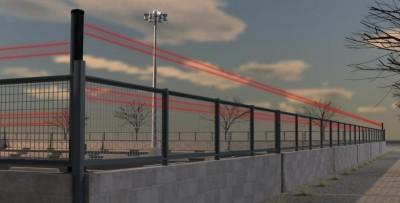 Tower Perimeter Illustration